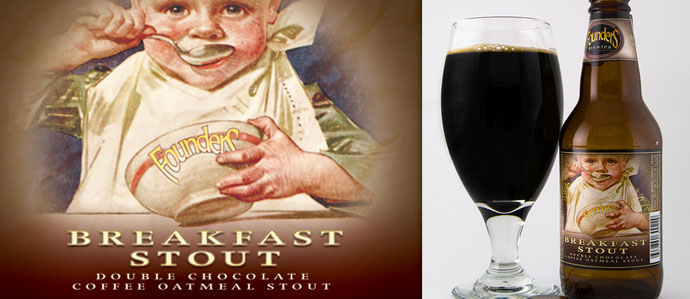 Kentucky Bourbon Stout Beer