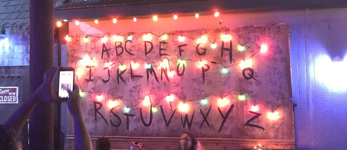 Hold Onto Your Eggos Chicago Now Has a Stranger Things