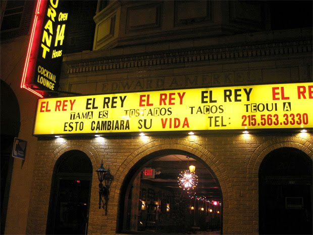 El Rey  Drink Philly  The Best Happy Hours Drinks