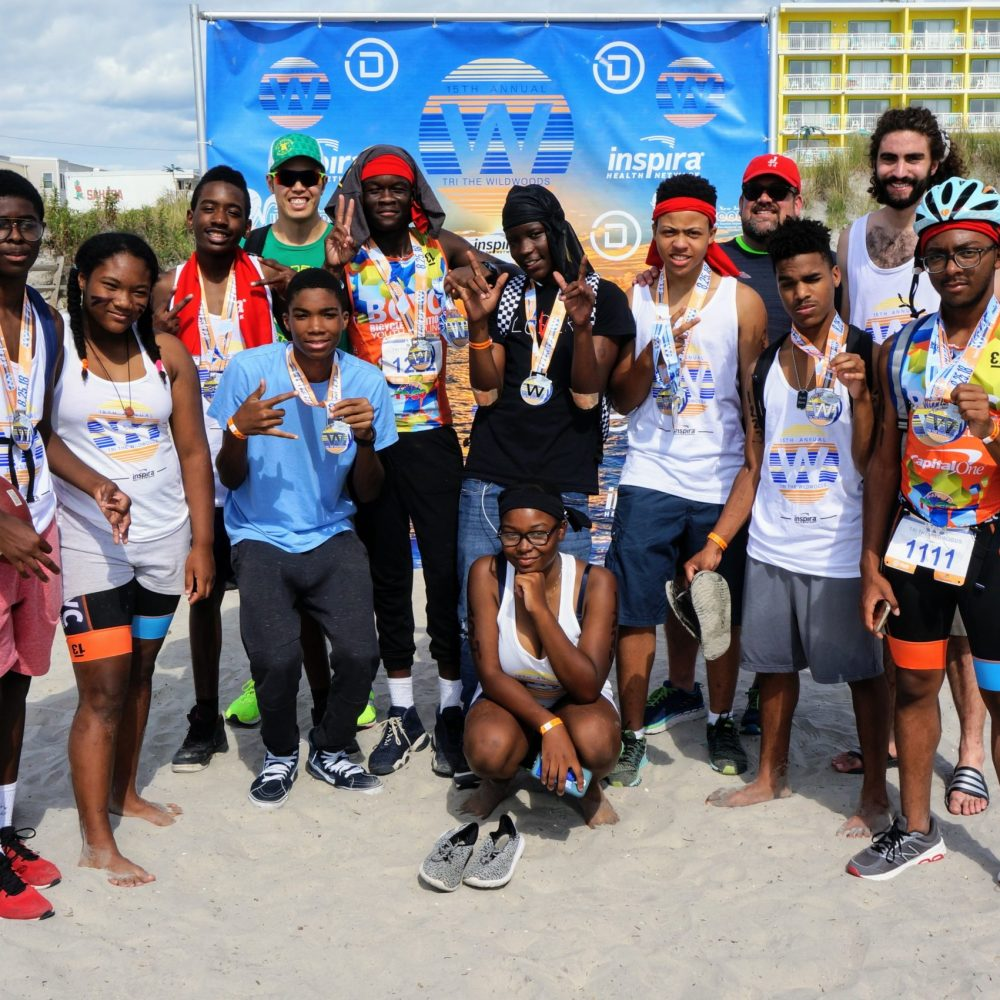 Diversity and Equity in the Sport of Triathlon