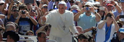 #PopeinPhilly Potential Road Closings, The Parkway Fence and The Pope's Schedule
