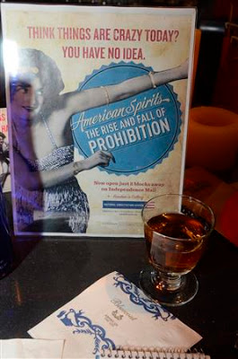 Kacie McDonnell , Marisa Magnatta, Laura Burkhardt, Brian Sims and Maria Papadakis: Cheer for Prohibition