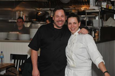 Chef Christina Wilson joins the Mercato team now headed up by Varga Bar's Chef Evan Turney
