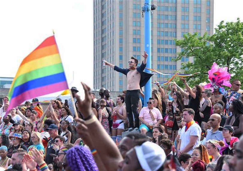 Happy Gay Pride Philly ++ Fox29 Interview on SCOTUS Ruling