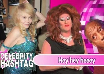 Celebrity Hashtag Show