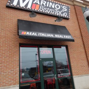 Marino's Bistro To Go Now Open in Cherry Hill NJ