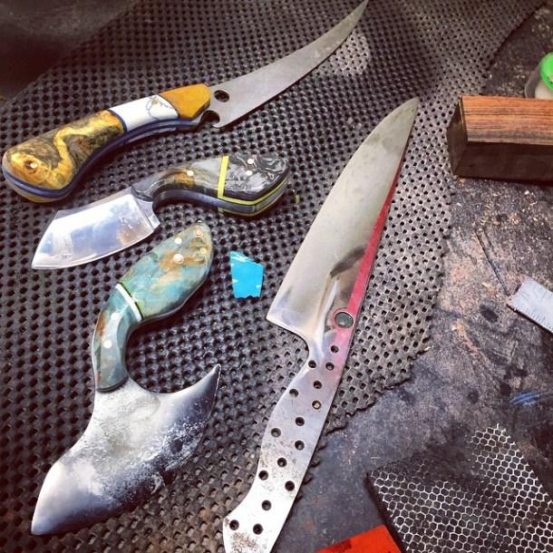 Biltsharp Philadelphia Knives by Adam Balkovic