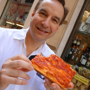 Behind the Blog: Marty F. of Pizza Quixote