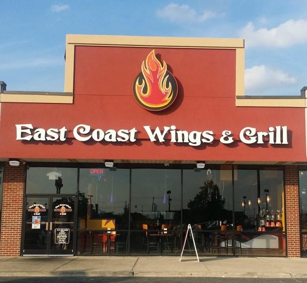 East Coast Wings Port Richmond