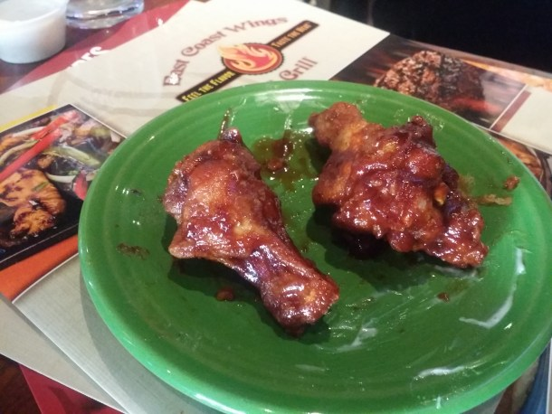 East Coast Wings Volcanic and Lava Flow Wings