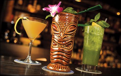 Tiki And Tiki Inspired Cocktails In Philadelphia Philly Grub
