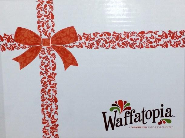 Waffatopia Unopened Box