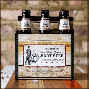 Not Your Father's Root Beer on Tap at Crabby's Cafe & Sports Bar