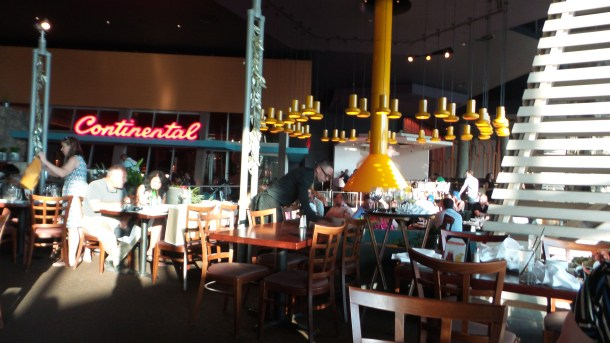 Phillips Seafood Atlantic City Inside