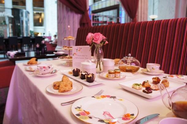 Ritz Carlton Afternoon Tea