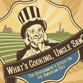 What's Cooking, Uncle Sam? Exhibit at National Constitution Center