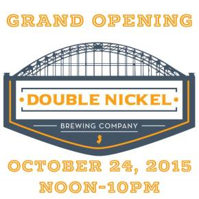 Double Nickel Brewing Company To Open in Pennsauken Saturday