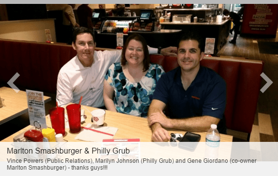Philly Grub Visits New Smashburger in Marlton NJ
