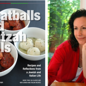 Marcia Friedman Presents Meatballs and Matzah Balls at the Gershman Y