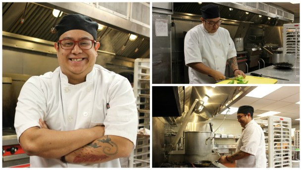 Chef Hugo Campos Philabundance