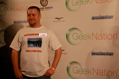 Derek Timm of Bluejeanfood.com