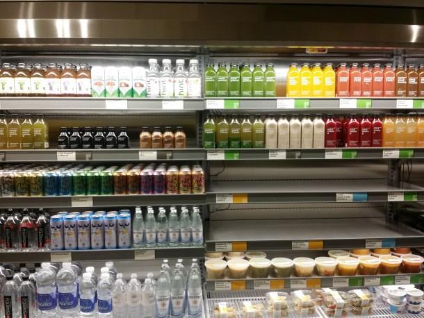Snap Kitchen Juices