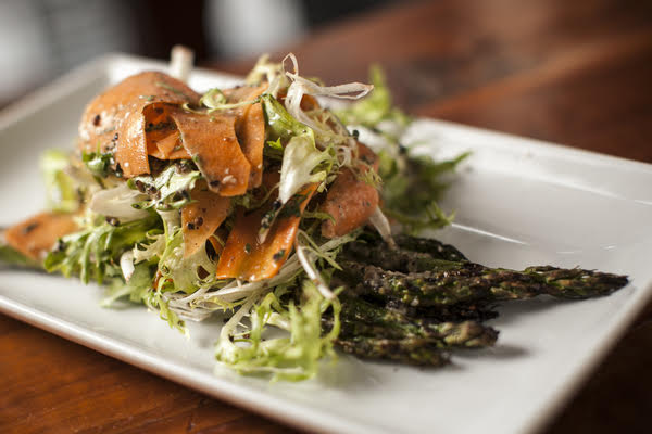 Tria Taproom Lunch Salad