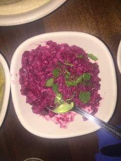 Zahav Beets with Tahina