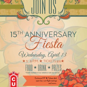 Cuba Libre Restaurant & Rum Bar Celebrates 15 Years in Philadelphia With a Huge Celebration on April 13
