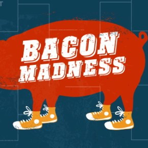 Bacon Madness Returns At All 11 Iron Hill Locations & Special Brew Smokin' Blonde Release