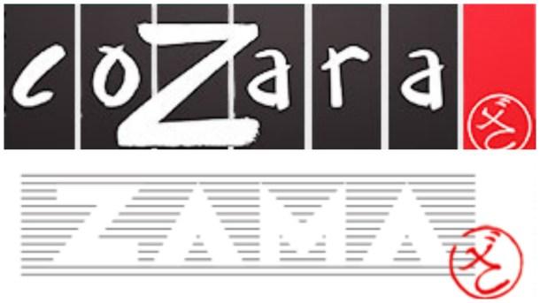 CoZama Logos