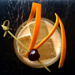 a.bar Debuts New Spring Cocktail Menu