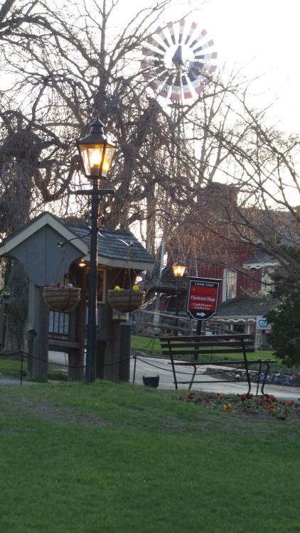 Peddler's Village Courtyard Lahaska, PA