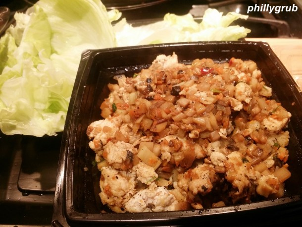 Lettuce Wraps from Grand Lux Cafe