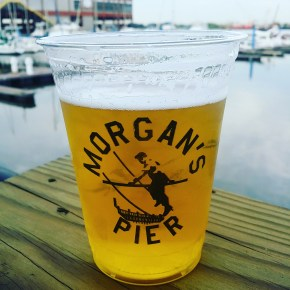 A Taste of Morgan's Pier and Bonus Q&A with Chef Jim Burke