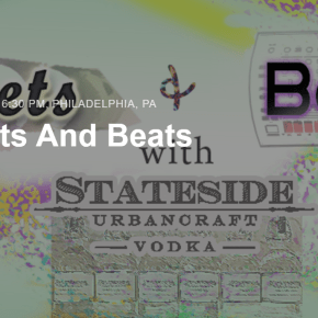 CANCELLED: Sweets and Beats Live at Stateside Urbancraft Vodka Distillery in Kensington