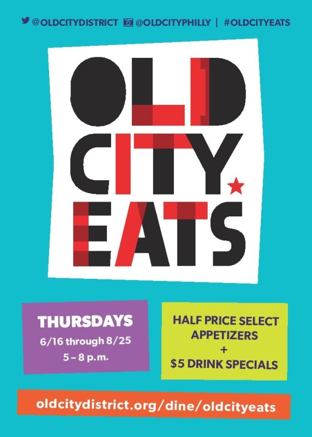Old City Eats Promo