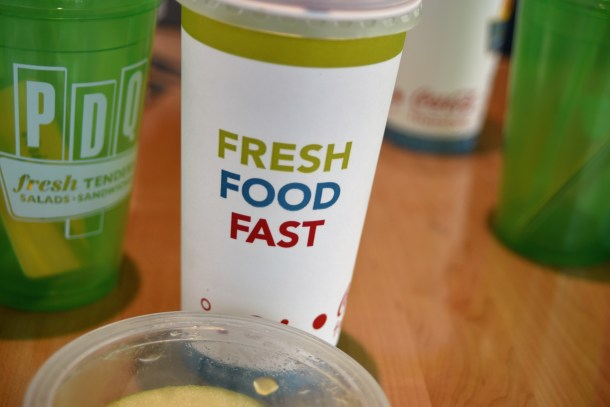 PDQ Fresh Food Fast