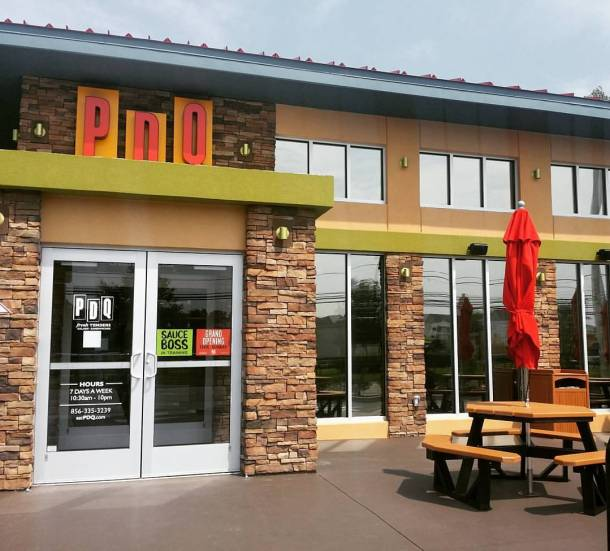 PDQ Open in Cherry Hill