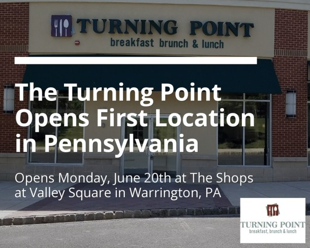 The Turning Point Opening in Warrington, PA