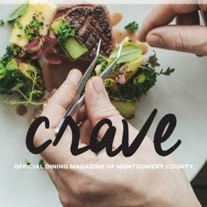 """Valley Forge Tourism & Convention Board Launches New Dining Magazine """"Crave"""""""