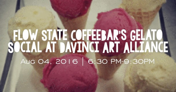 Flow State Coffee Bar Gelato Social