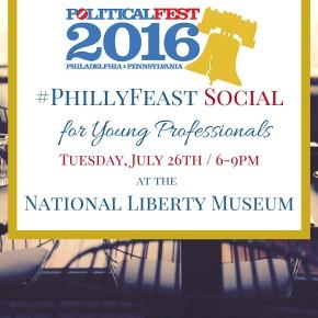 PhillyFeast Social — An Evening of Food, Fun, and Conversation at DNC PoliticalFest