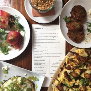 Tria Taproom Introduces Brunch