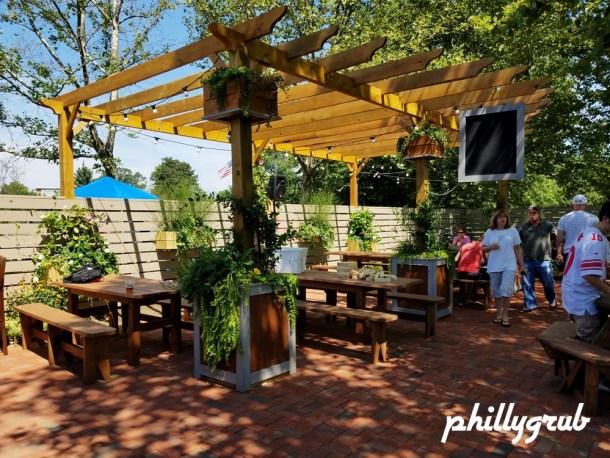 Cooper House Beer Garden