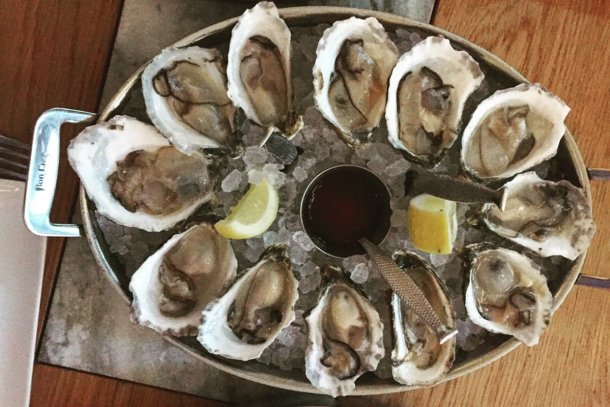 Fine Palate Oysters