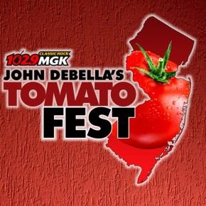Scenes from John DeBella Tomato Fest at Cooper House