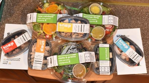 Snap Kitchen Salads