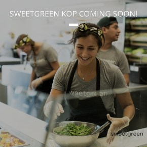 Sweetgreen Opens at King of Prussia Mall on August 26