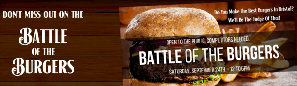Passanante's Battle of the Burgers